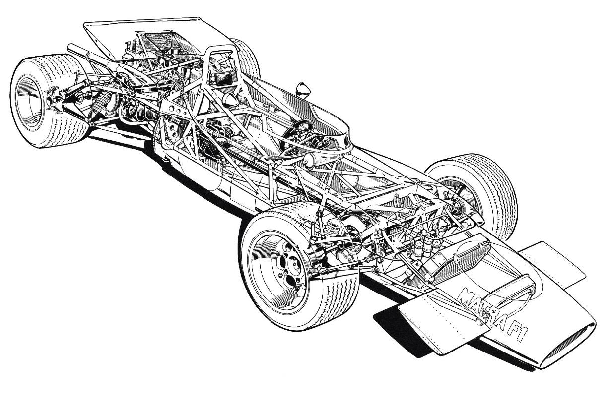 Matra Ms84 Ford