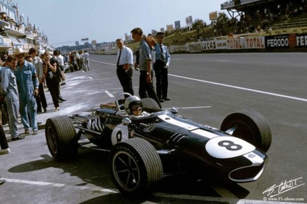 Mclaren 1966 7 F1 Cars Primotipo
