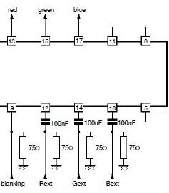 Memotech Video Wall : Decoder Module