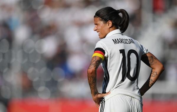 Dzsenifer+Marozsan+Germany+v+Brazil+Women+nWVaq6qht_3l