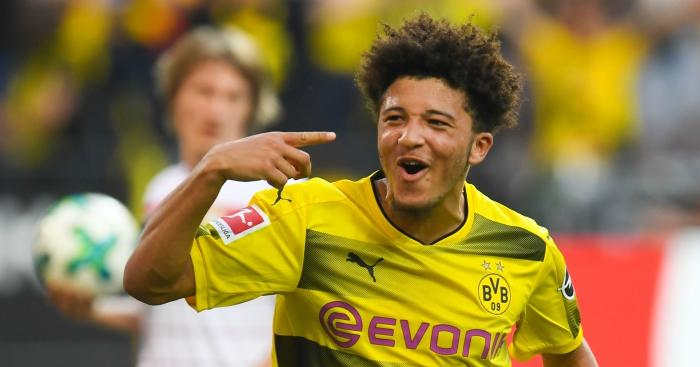Jadon-Sancho-Borussia-Dortmund