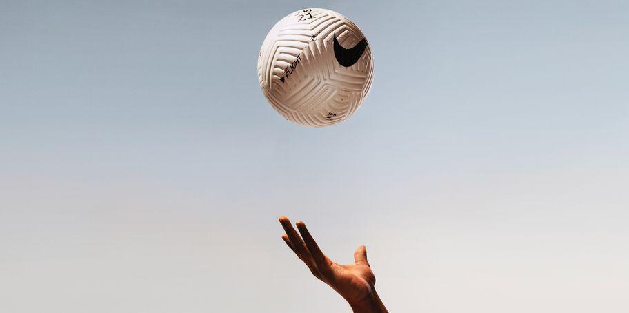 Noua minge flight ball de la Nike. Sursă foto: nike.com