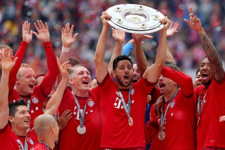 Claudio Pizarro la Bayern Munchen. Sursă foto: twitter