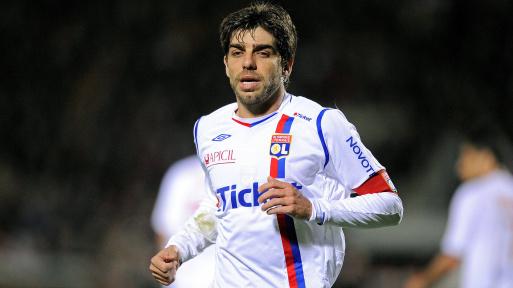 Juninho pe vrema când juca la Lyon. Sursă foto: transfermarkt.com