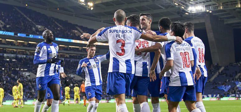 Și Porto știe tiki-taka! Gol fabulos marcat de campioana Portugaliei. Video. Sursă foto: goal.com