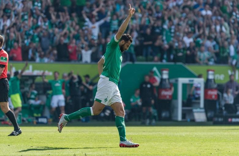 Claudio Pizarro. Sursă foto: the42.ie