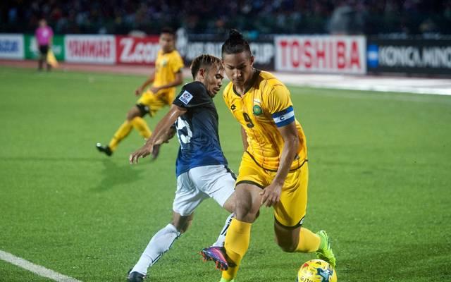 Faiq Bolkiah în naționala Bruneiului. Sursă foto: goal.com