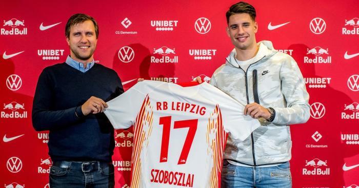 Mercato 2020 | Szoboszlai ajunge la Leipzig. Sursă foto: goal.com