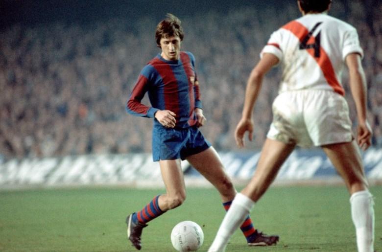 Johan Cruyff. Sursă foto: goal.com