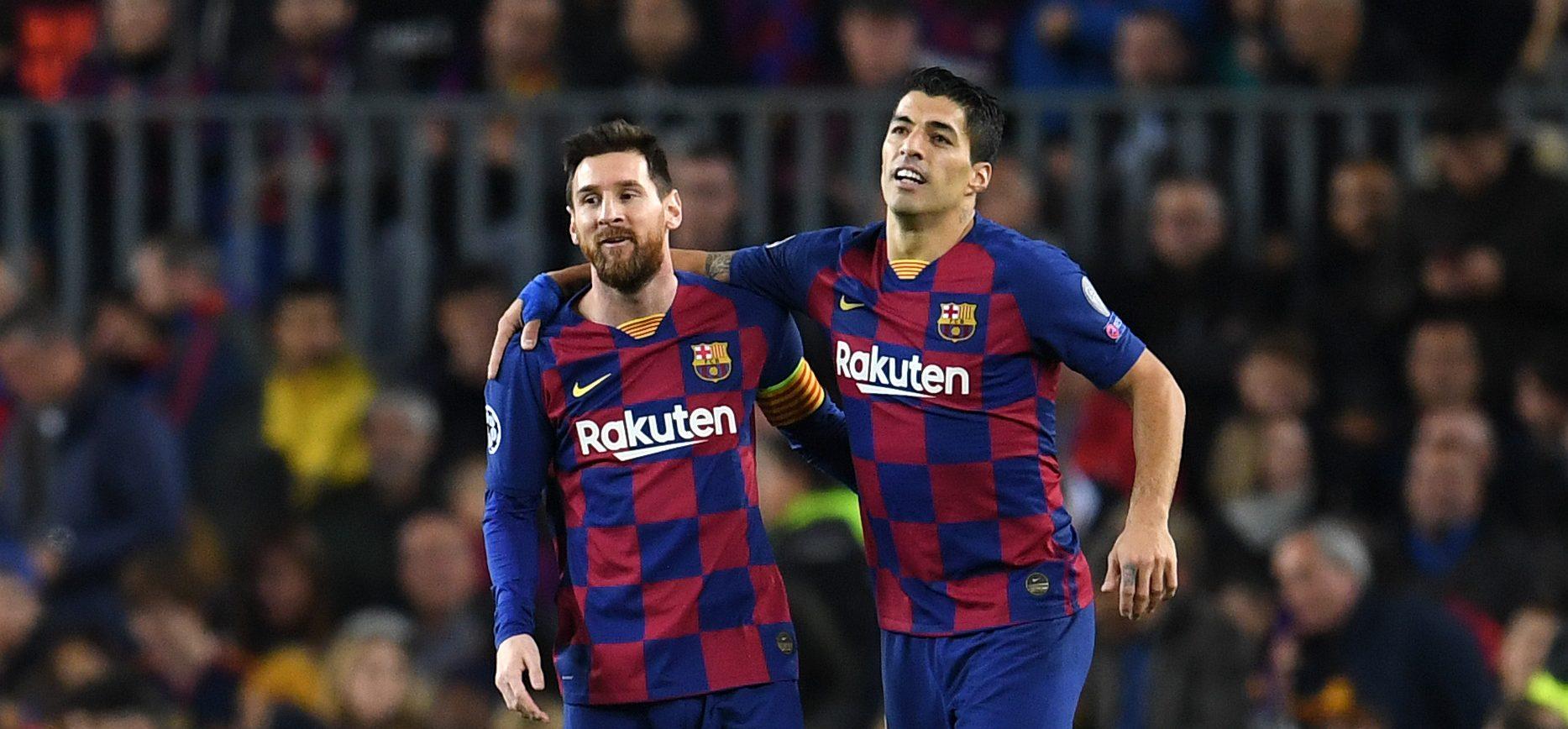"""Impresarul lui Suarez: """"Viitorul lui Luis e legat de Messi!"""". Sursă foto: goal.com"""