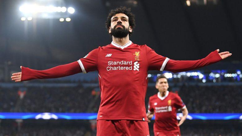 Mohamed Salah. Sursă foto: goal.com