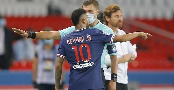 Vorbele lui Neymar către arbitru după ce a fost eliminat. Video. Sursă foto: goal.com