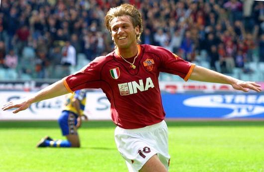 Antonio Cassaano. Sursă foto: goal.com