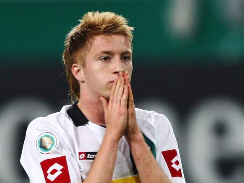 Marco Reus la Borussia Monchengladbach. Sursă foto: goal.com