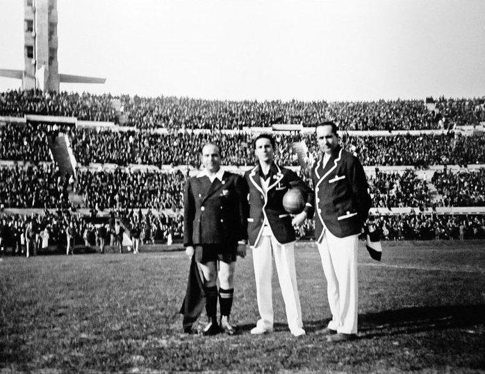 Primul arbitru român de la o Cupă Mondială. Sursă foto: fifa.com