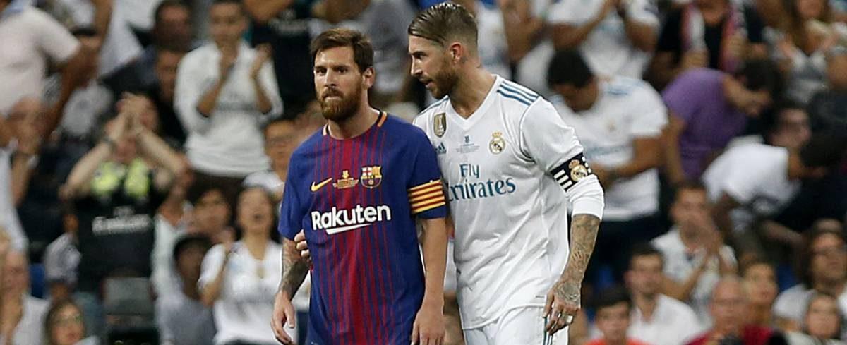 Sergio Ramos se implică în plecarea lui Messi de la Barcelona. Sursă foto: goal.com