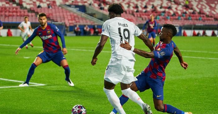 Motivul stupid pentru care Alphonso Davies a fost refuzat de Barcelona. Sursă foto: goal.com. Sursă foto: goal.com