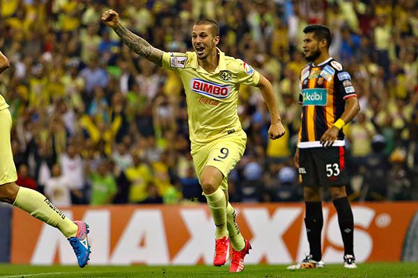 Dario Benedetto. Sursă foto: futbolmexico.com