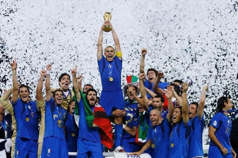 Fabio Cannavaro la finala Cupei Mondiale din 2006. Sursă foto: goal.com