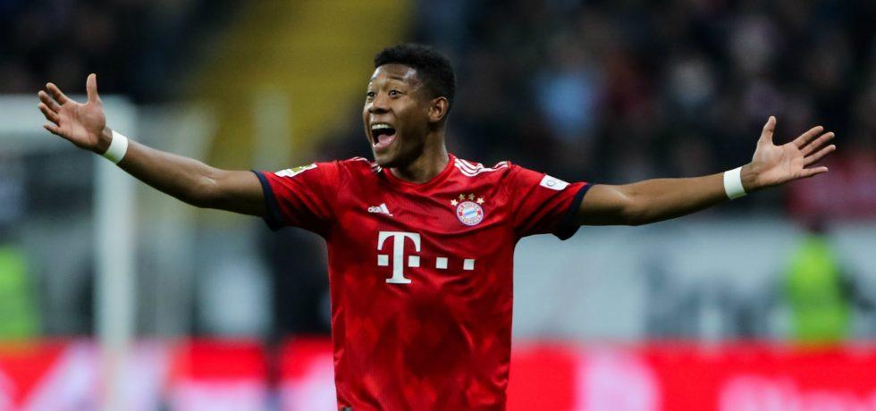 Probleme la Bayern! Alaba, atac la președintele bavarezilor. Sursă foto: goal.com