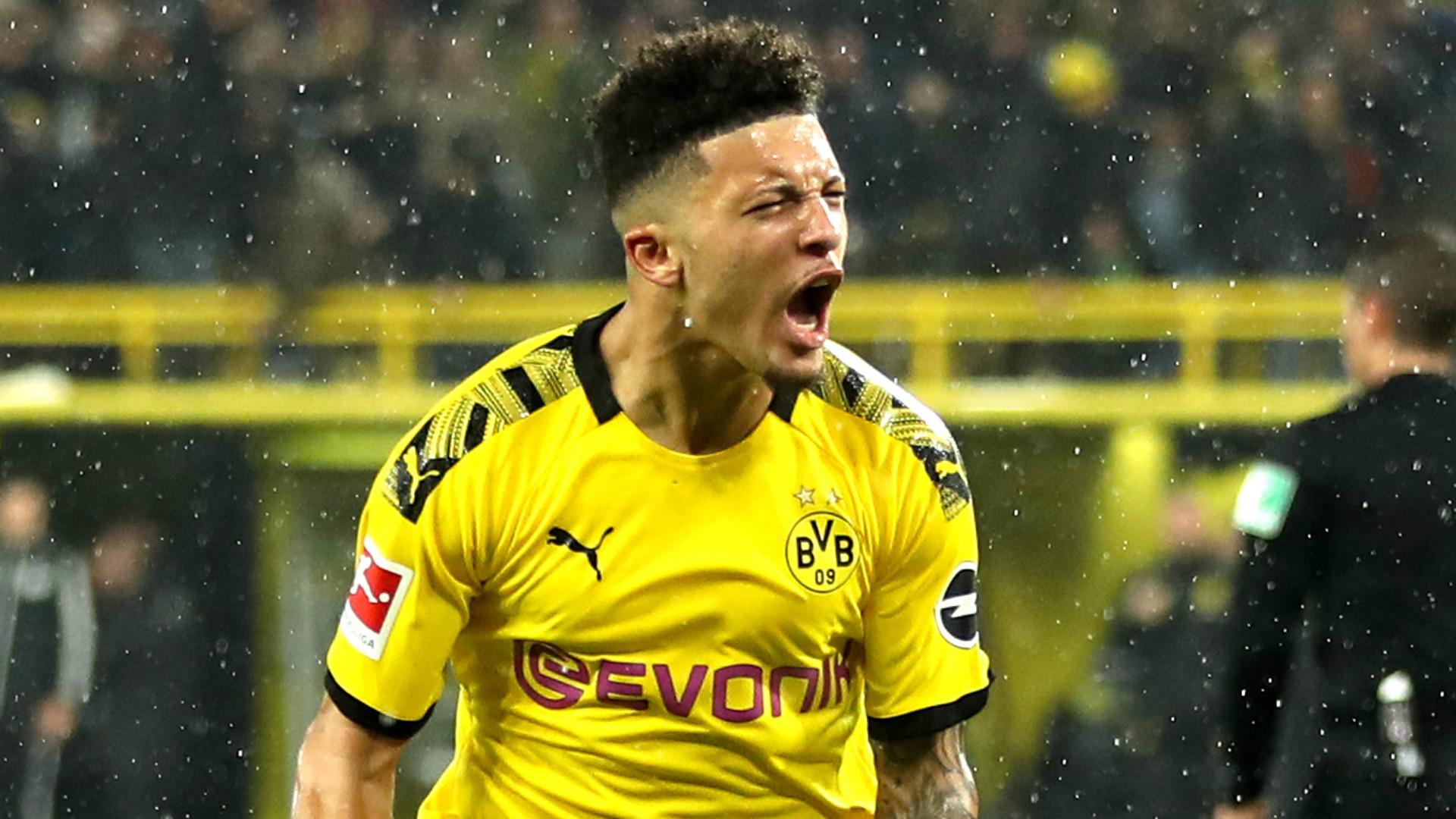 Dortmund știe că Sancho nu va mai rămâne mult timp. Sursă foto: goal.com
