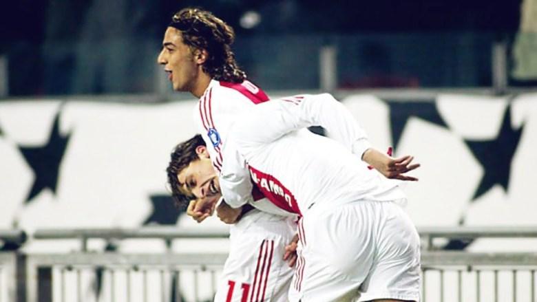 Mido și Zlatan. Sursă foto: goal.com