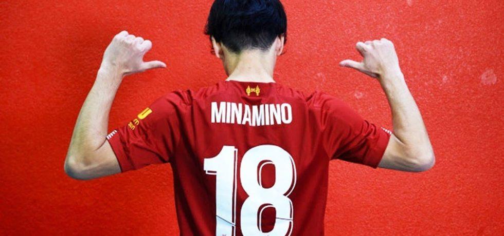 Povestea lui Minamino! A fost la un pas de moarte la doar o zi după naștere + însemnătatea numelui său. Sursă foto: goal.com