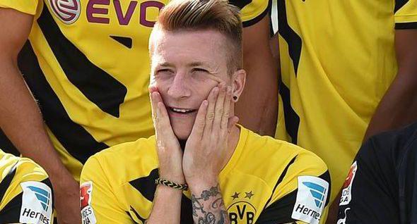 Marco Reus, amintiri neplăcute despre tunsoarea sa. Sursă foto: goal.com