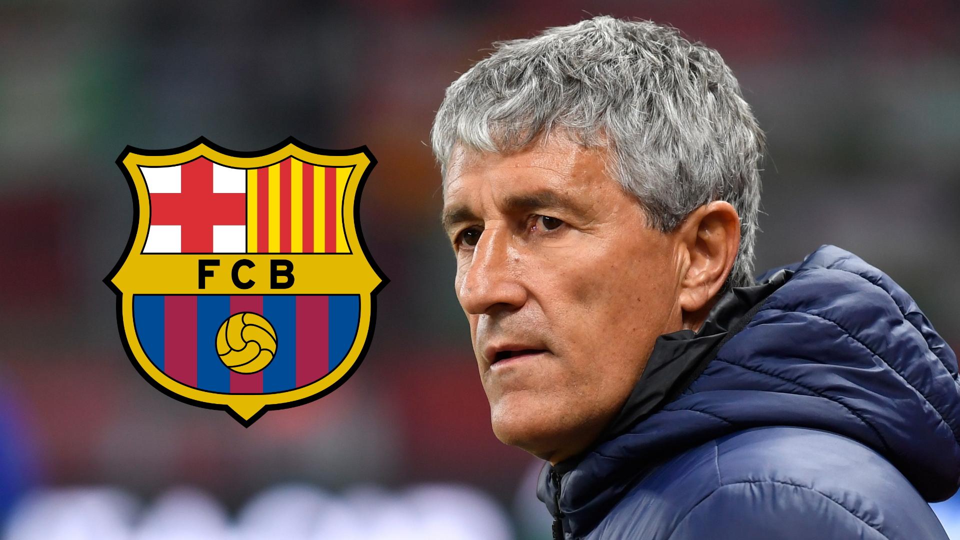 Setien dă în judecată Barcelona. Sursă foto: goal.com