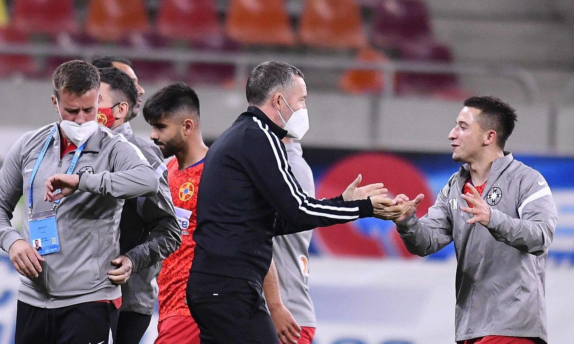 FCSB și Thomas Neubert, amenzi după meciul cu Dinamo. Sursă foto: sportpictures.eu