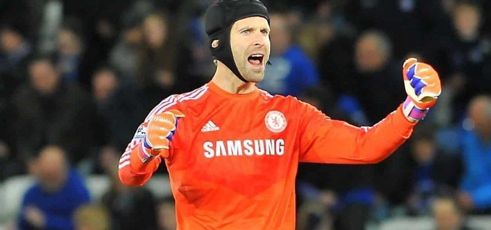 Cech revine pe teren, în poarta lui Chelsea. Sursă foto: goal.com