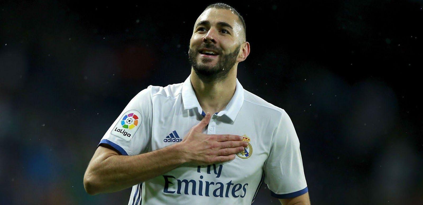 """Benzema: """"Datorită lui m-am apucat de fotbal!"""". Sursă foto: goal.com. Sursă foto: goal.com"""