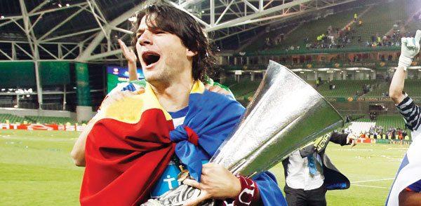 Recunoști fotbaliștii după echipele naționale. Sursă foto: gsp.ro