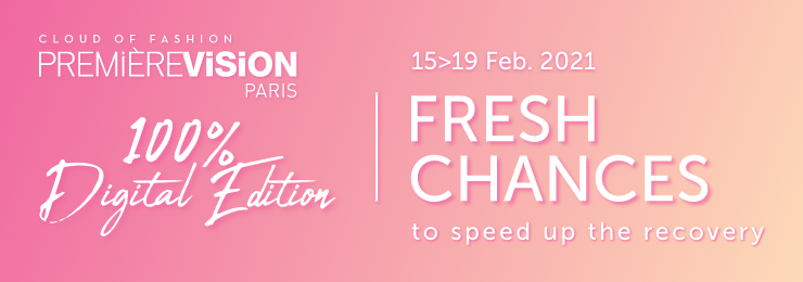 """the new Primus Pattern collection for Spring/Summer 2022 will be shown at the fair """"Première Vision Paris"""""""