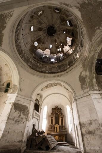 Die Kirche des Barons aus Bobda