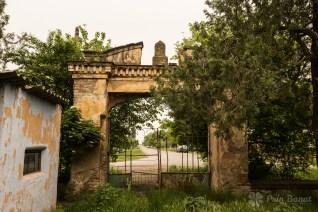 Poarta conacului din Beregsău Mic