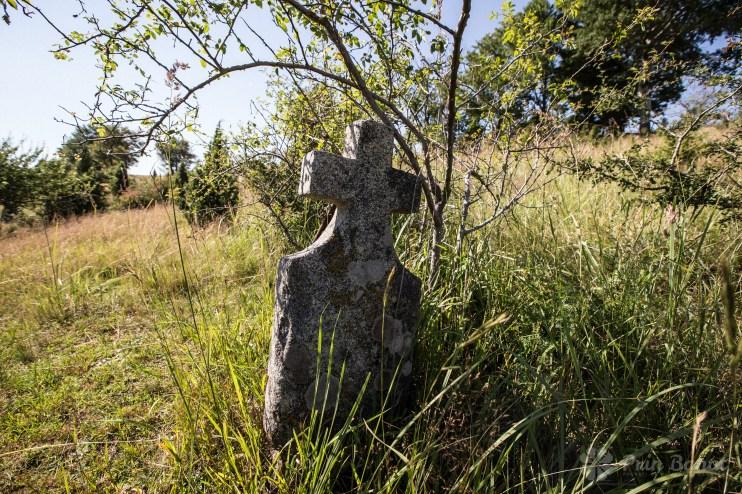 În cimitirul din Lindenfeld