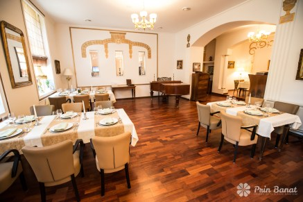 Restaurantul Merlot din Palatul Neptun