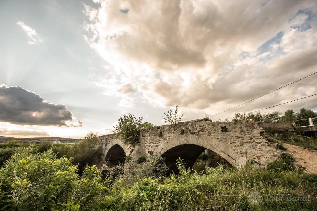 Maria Thereza bridge nearby Grădinari village