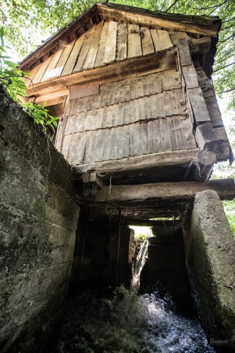 Wassermühle Firiz