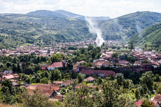 Caraşova village