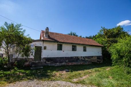 Old house in Caraşova