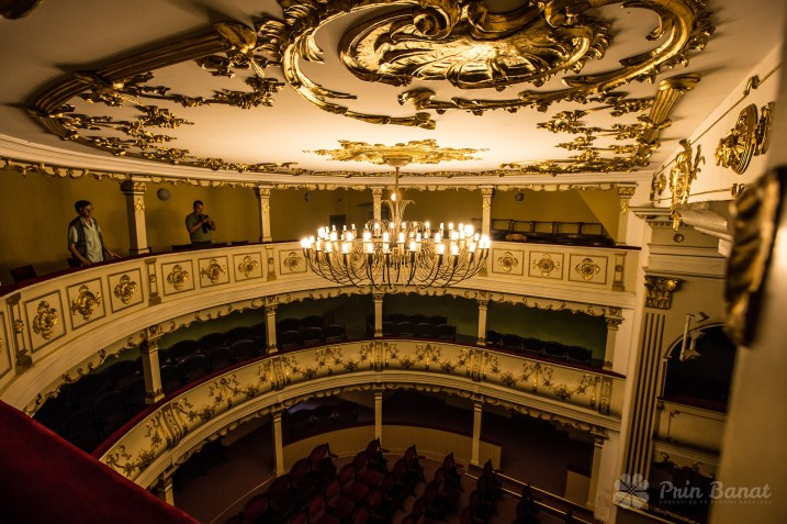 Teatrul Vechi Mihai Eminescu din Oraviţa