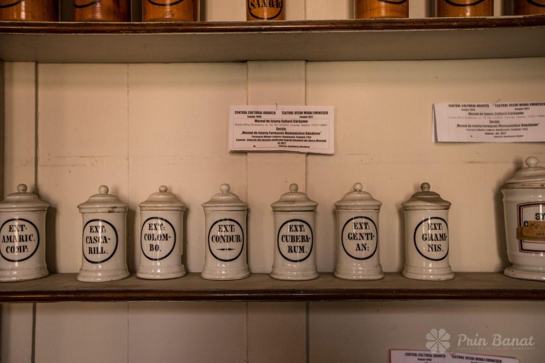 Muzeul de Istoria Farmaciei Montanistice din Oravita