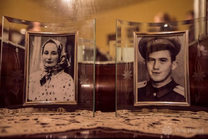 Familia lui Marius Matei