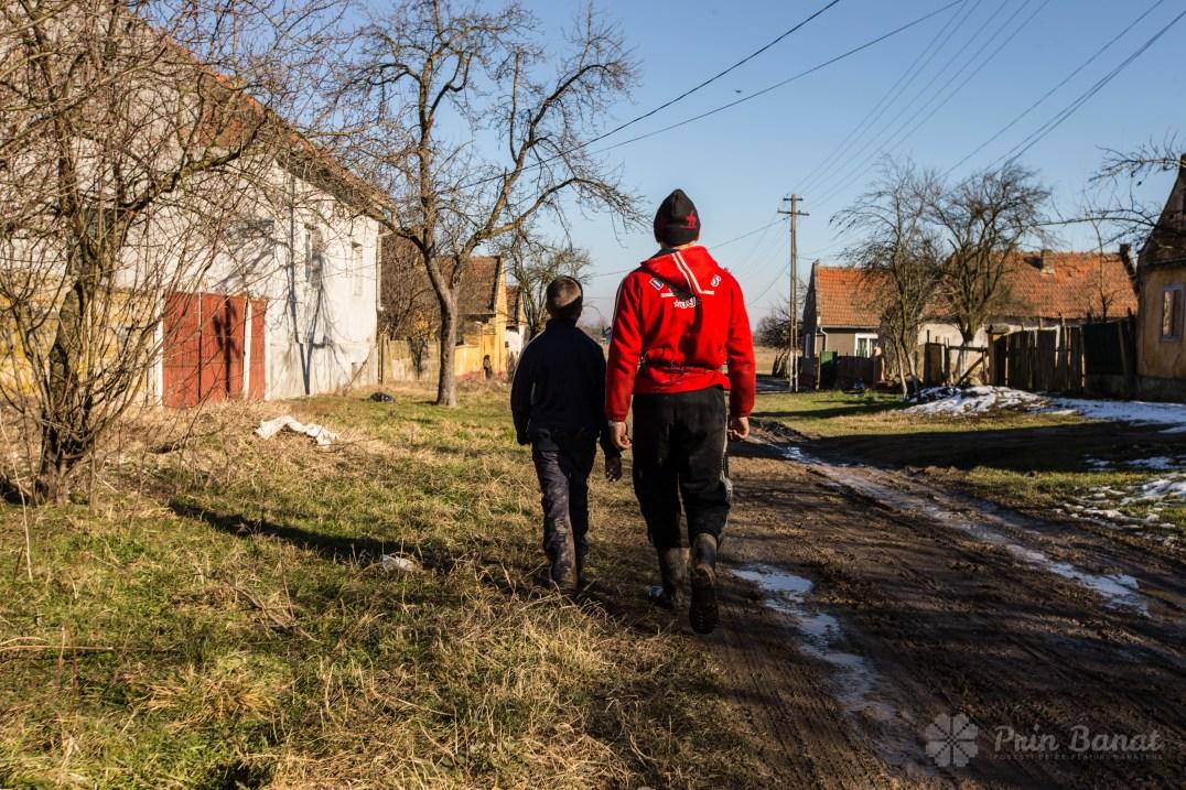 Localnici din Sârbova