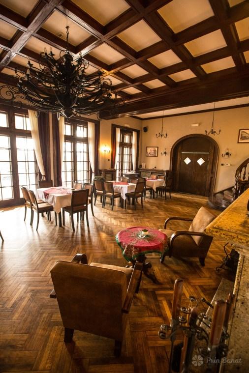 Castel Banaterra - Restaurantul