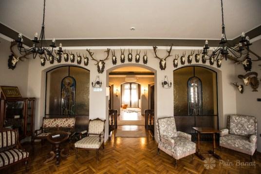 Banaterra Castle - First floor