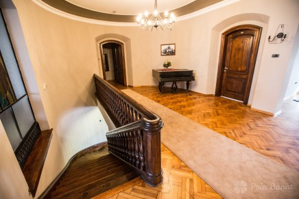 Banaterra Castle - First floor