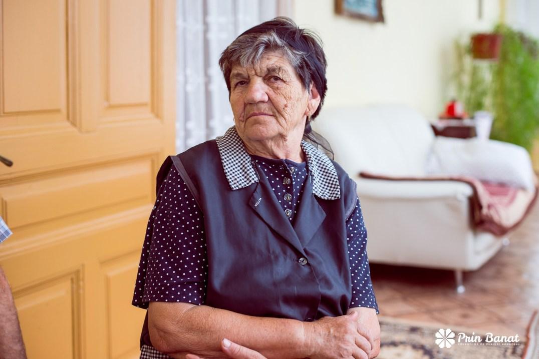 Soţia domnului Bara. Copyright: Prin Banat 2014-2015. TOATE DREPTURILE REZERVATE